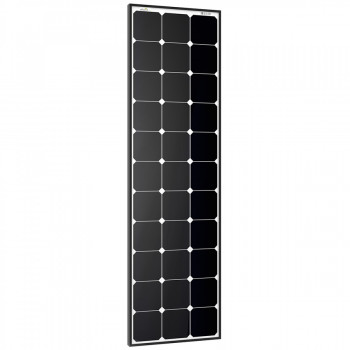 110W SPR-Ultra-100 12V Slim High-End Solarpanel