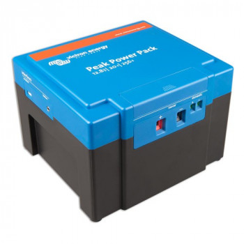 20Ah LiFePo4 Lithium-Ionen-Akku 12V Victron PPP- Peak Power Pack 256Wh