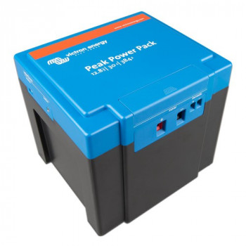 30Ah LiFePo4 Lithium-Ionen-Akku 12V Victron PPP-30 Peak Power Pack 384Wh