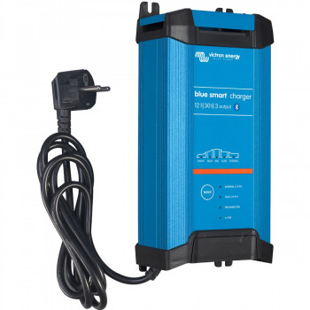 30A Batterieladegerät 12V Blue Smart IP22 12/30  3 Batterien Victron