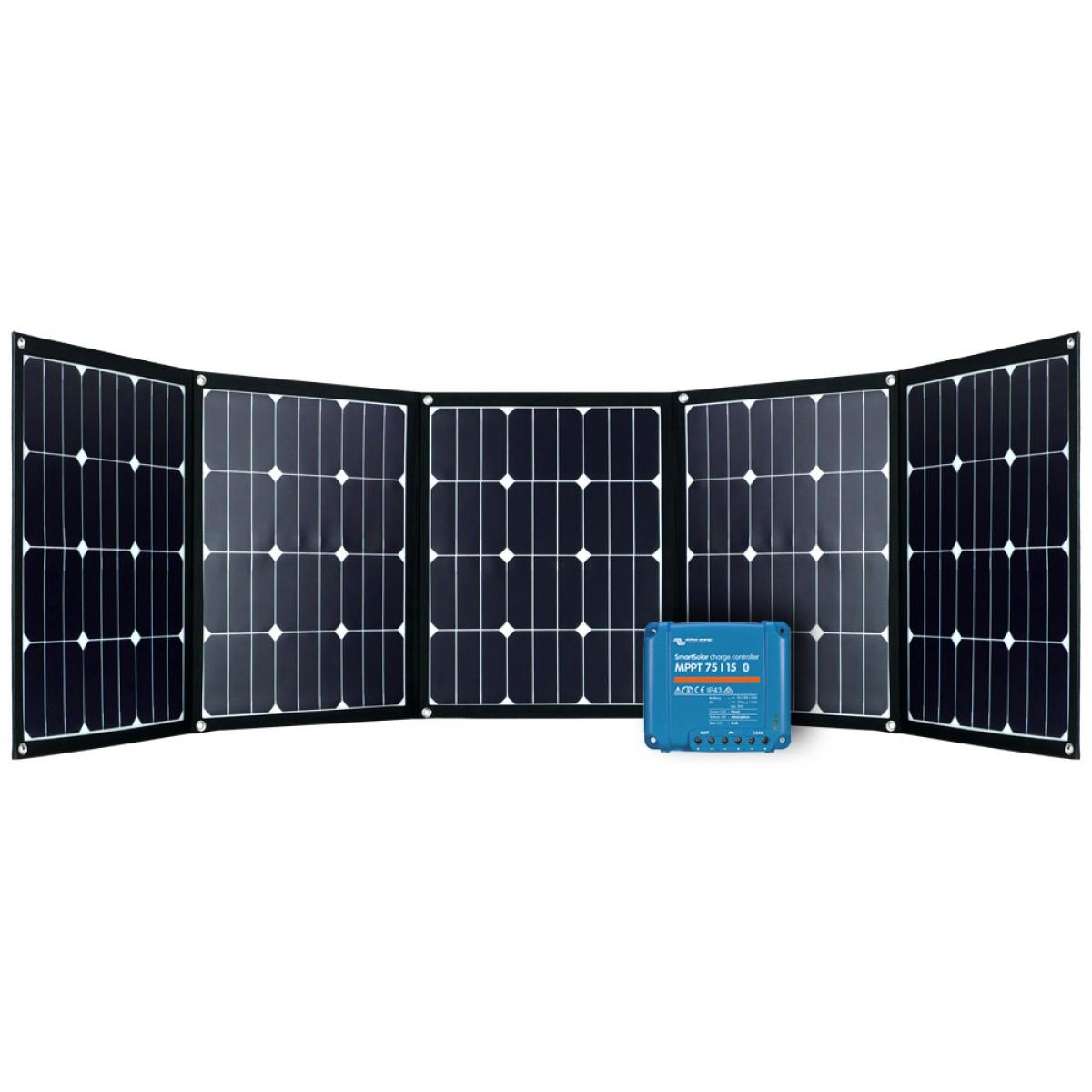 10W Faltbares Solarmodul FSP 10 Ultra 110V MPPT 10A Victron Smart