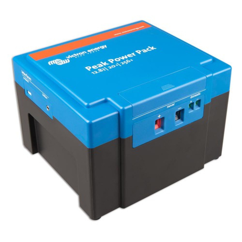 20Ah LiFePo4 Lithium-Ionen-Akku 12V Victron PPP-20 Peak Power Pack 256Wh