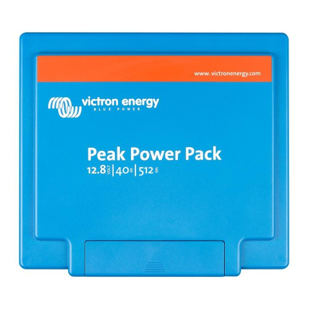 40Ah LiFePo4 Lithium-Ionen-Akku 12V Victron PPP-40 Peak Power Pack3512Wh